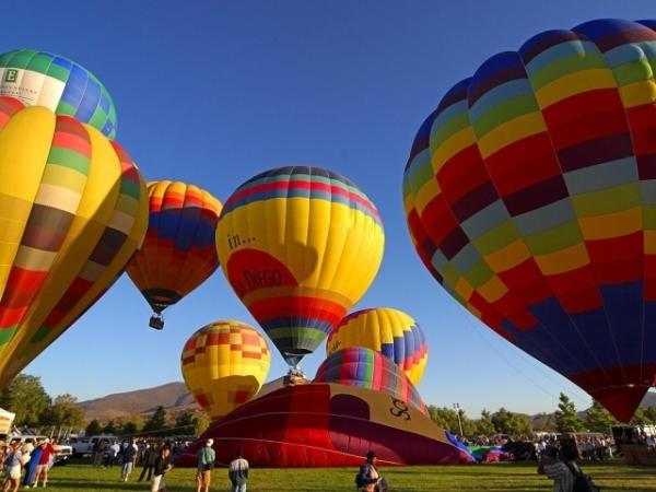 17th Hot Air Balloon Fiesta