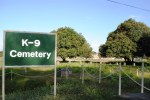 K9 Cemetery