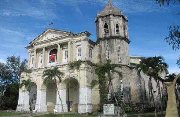 Bohol Dauis Church