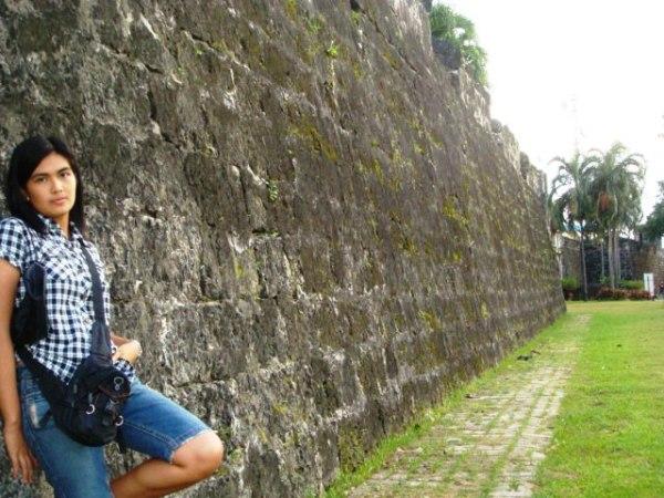 Fort San Pedro with Adventuroj