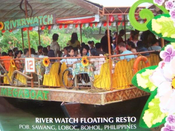 Bohol Loboc River Tour