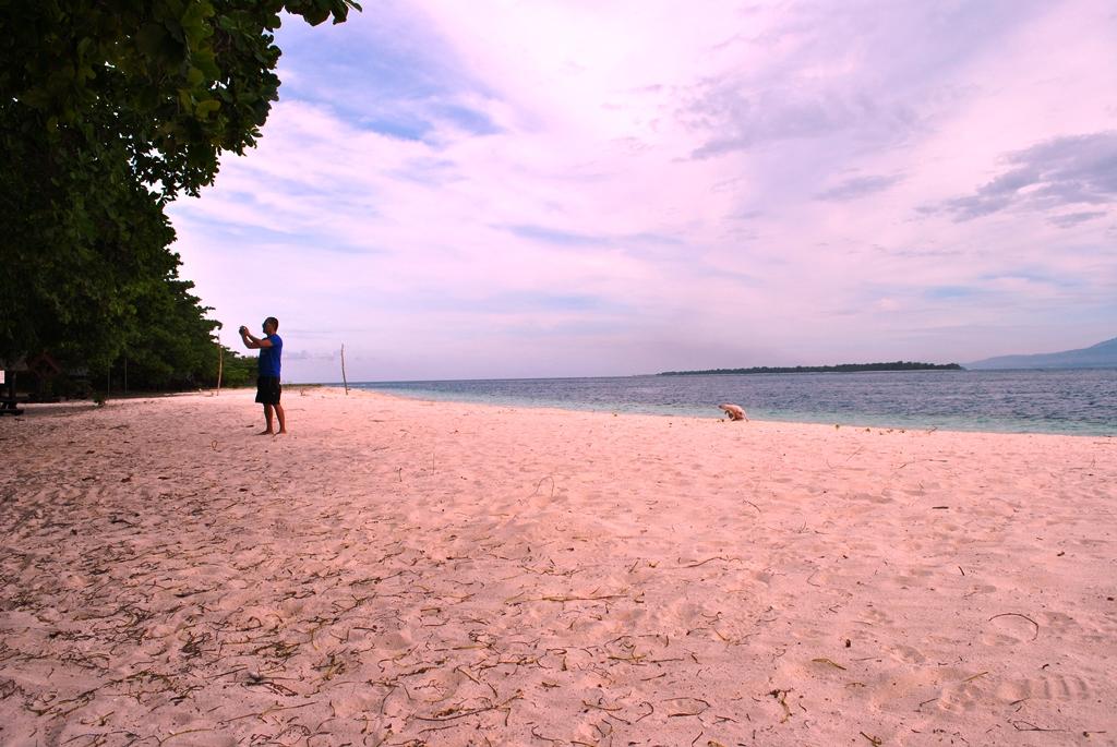 Pink Sand Beach Zamboanga City