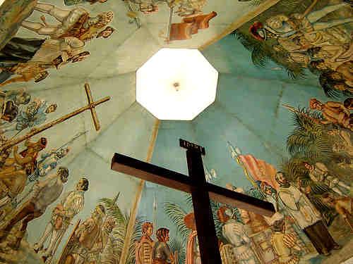 Magellan S Cross In Cebu City The Adventures Of Adventuroj