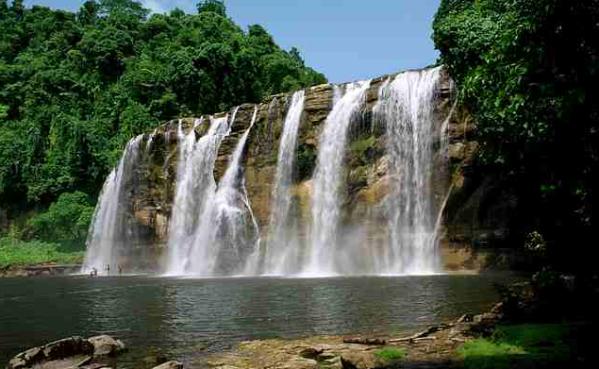 Surigao Tinuy-an Falls