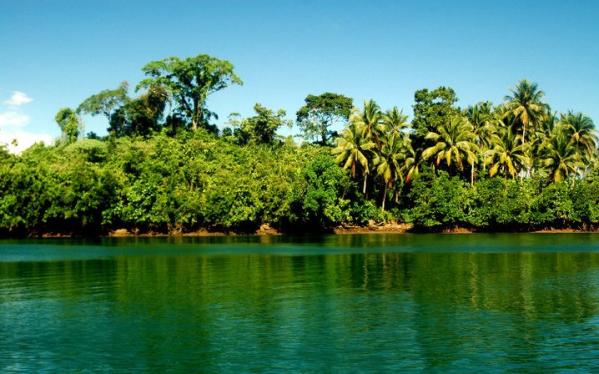 Tinago River