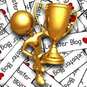 Adventuroj Wons the Liebster Blog Award!