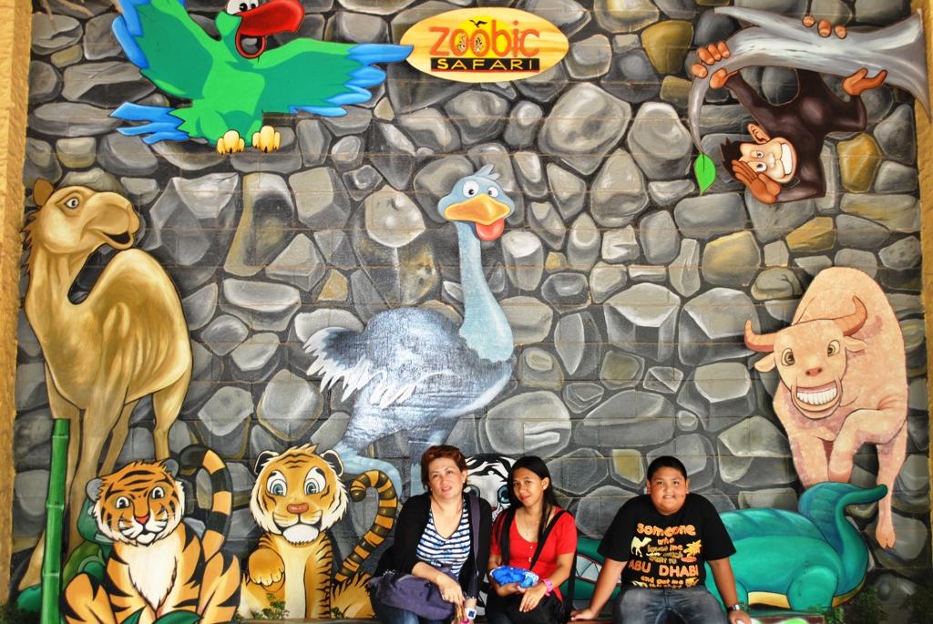 Subic Zoobic Safari The Adventures Of Adventuroj