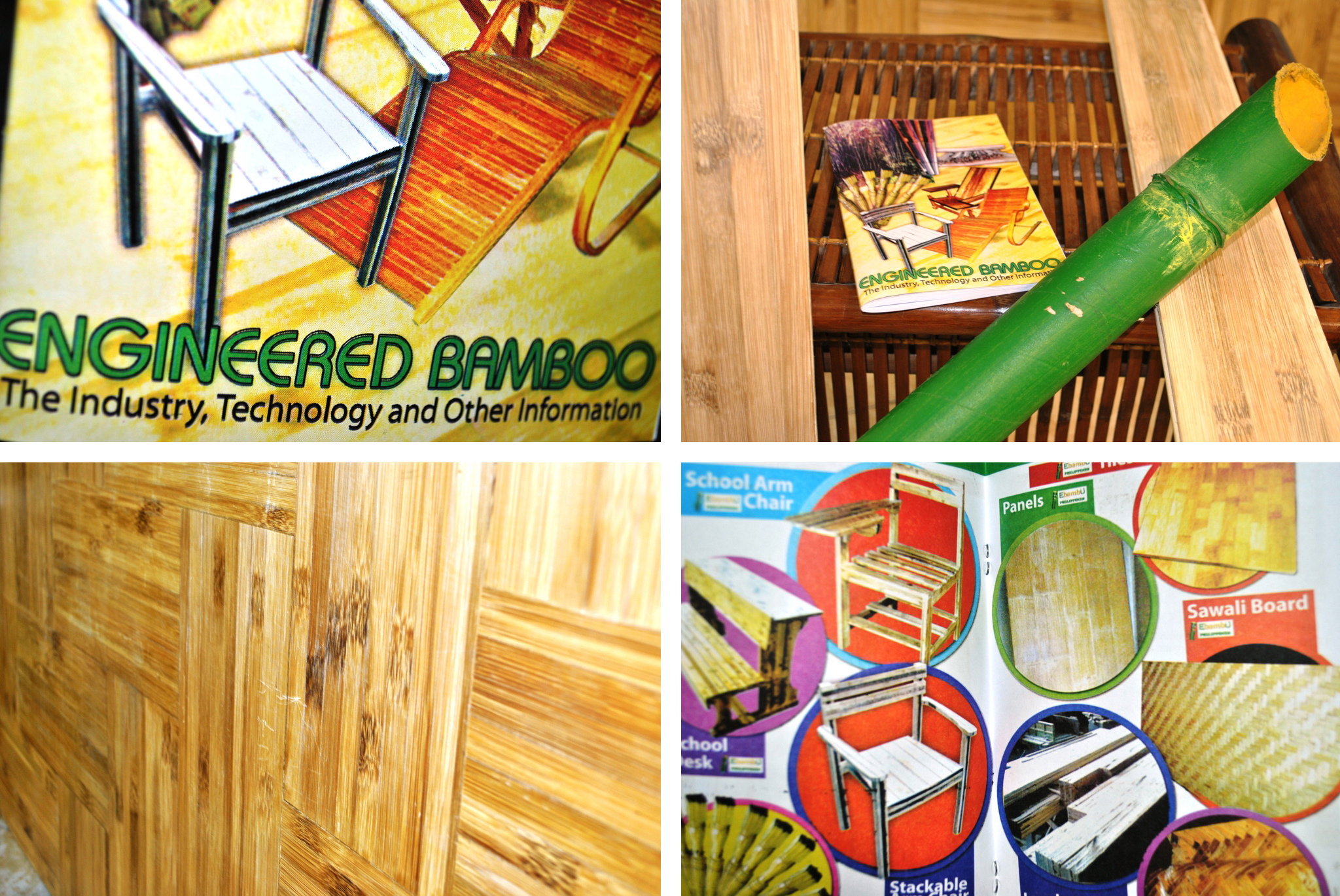 Engineered Bamboo Arts and Craft Showcase