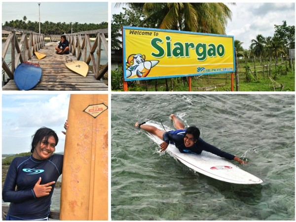 August 2012: Surf's Up in Siargao