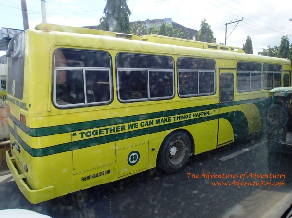 South Cebu Bus