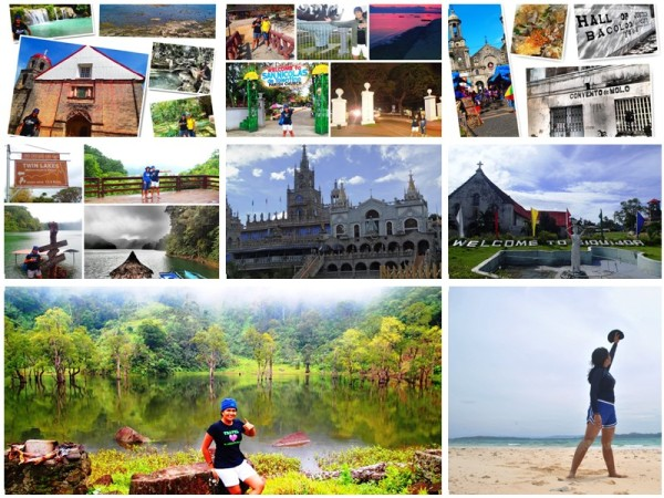 Backpacking in Cebu-Siquijor-Negros-Bacolod-Iloilo