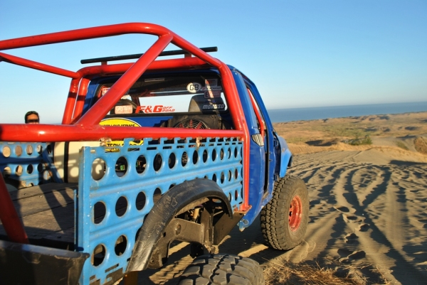 4x4 Ride in Ilocos