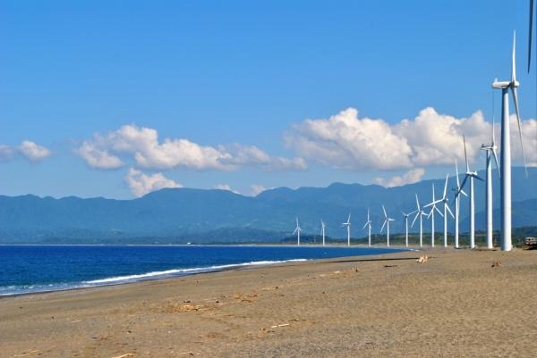 Bangui Windmills, Pagudpud, Ilocos Norte