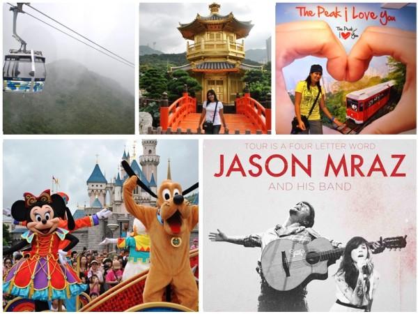 June 2012: A Trip to Hong Kong, feat. Jason Mraz Live