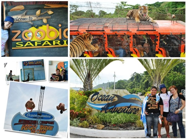 May 2012: Back at Subic to Enjoy the Marine and Jungle Life
