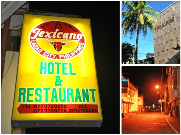 Affordable Accommodation in Laoag - Texicano Hotel