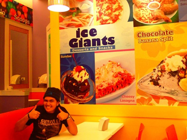 Ice Giants Damosa Davao City