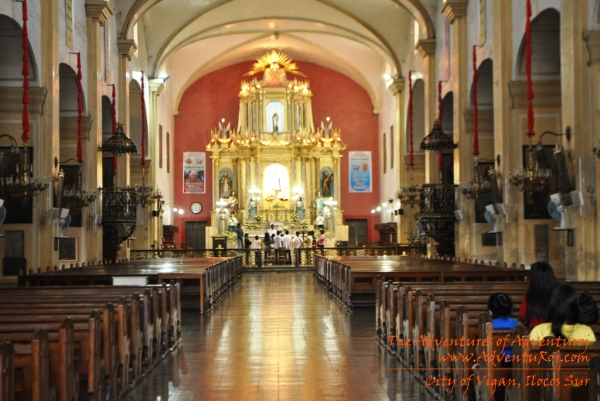 Vigan Cathedral (1)