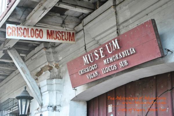 Vigan Museum