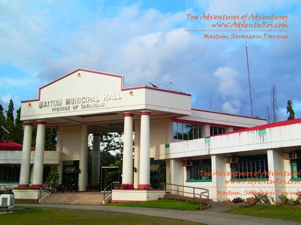 Maitum Municipal Hall