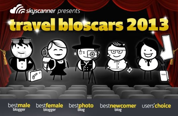 TRAVEL BLOSCARS 2013