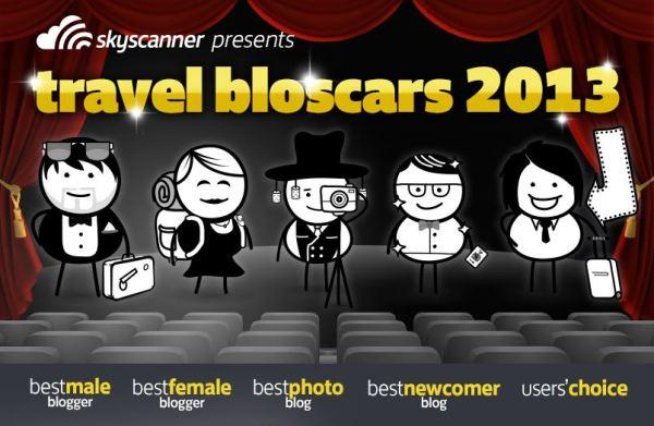 TRAVEL BLOSCARS 2013