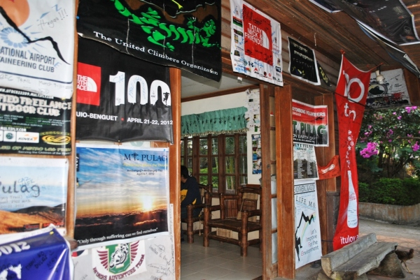 Mt Pulag Tourism Office