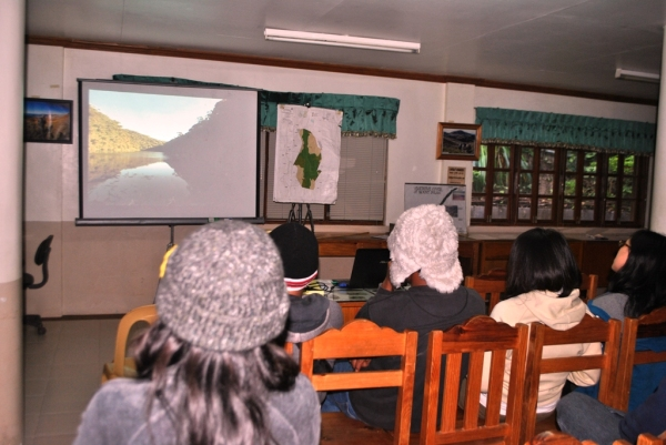 Mt Pulag Orientation