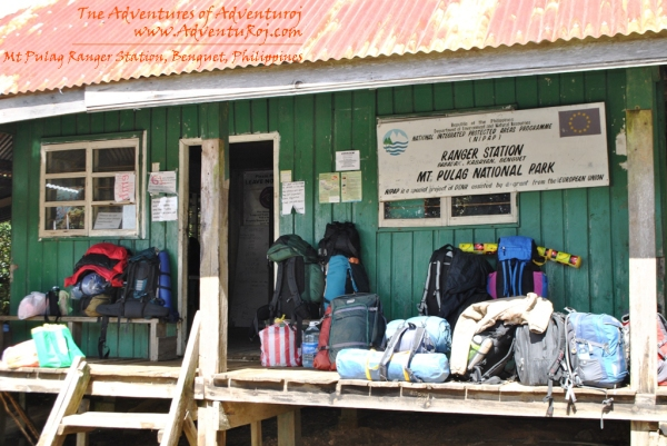 Mt Pulag Ranger Station