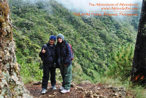 Where is Mt Pulag