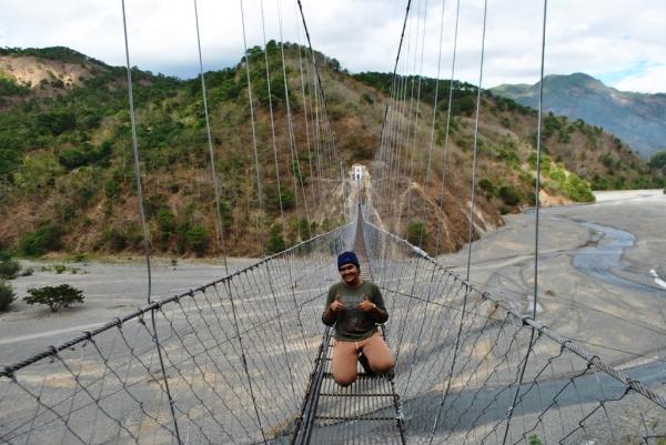 Hanging Bridge Philippines