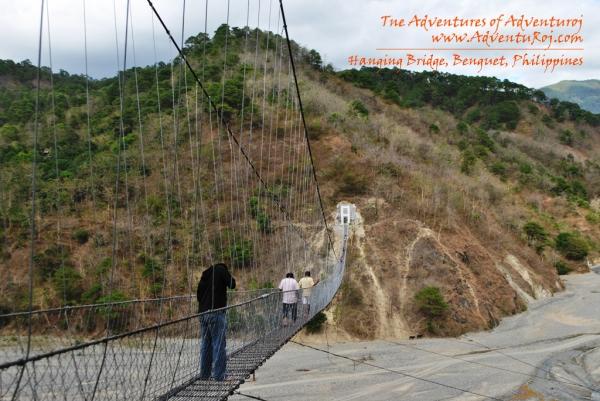 Benguet Hanging Bridge
