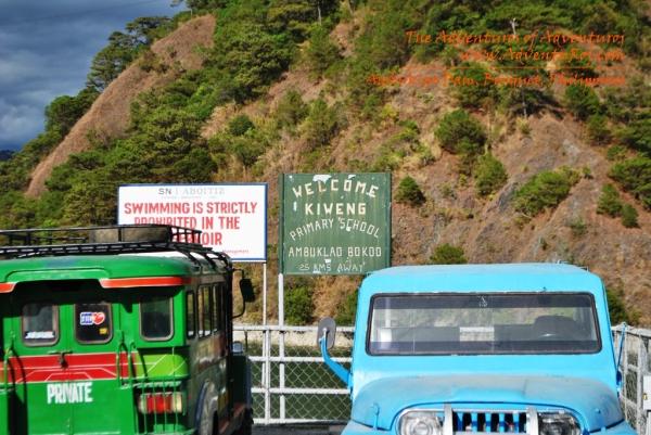 How to go to Ambuklao Dam