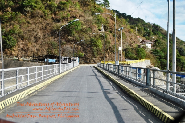 Go to Ambuklao Dam