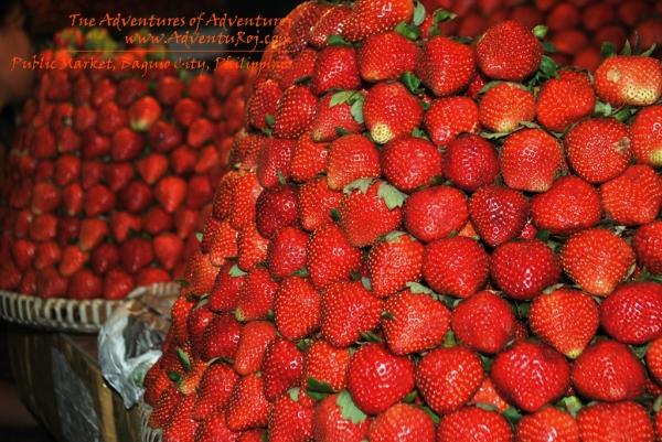 Baguio strawberry