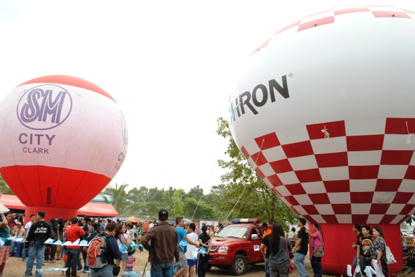 Clark Hot Air Festival 2012