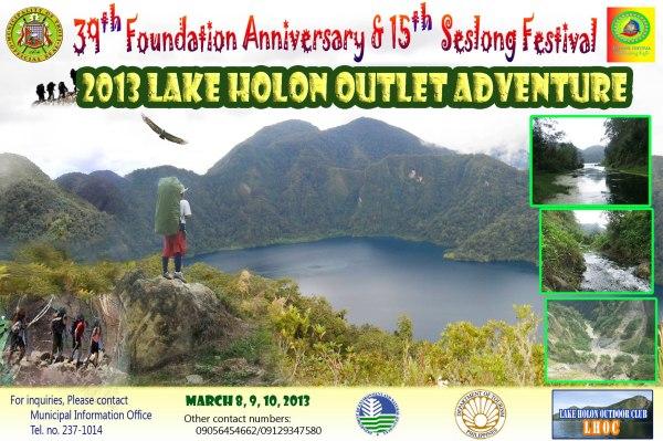 Lake Holon Climb