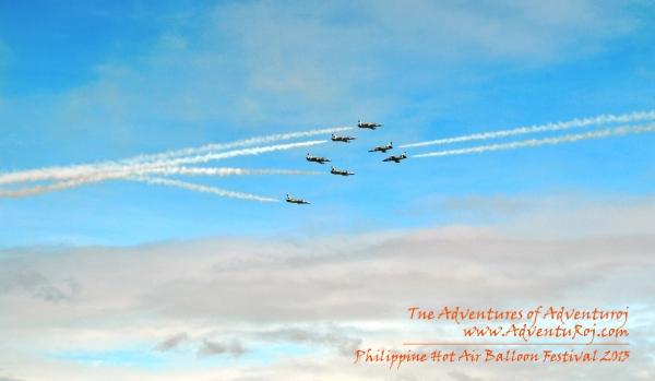 Breitling Aerobatic Exhibition (1)