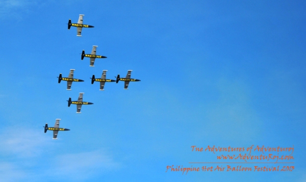 Breitling Aerobatic Exhibition (4)