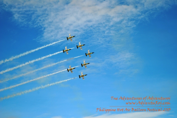Breitling Aerobatic Exhibition (6)