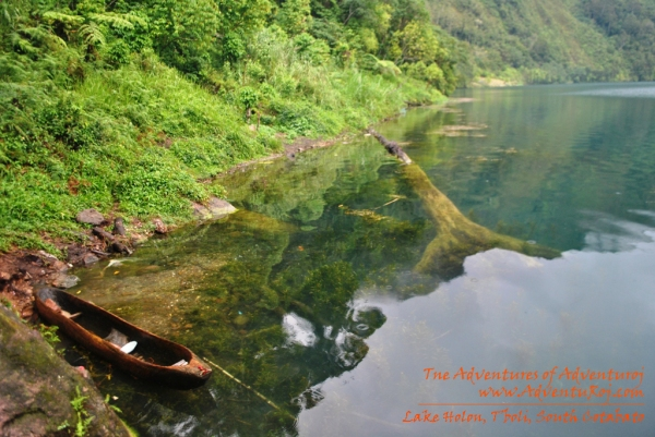 tboli lake holon