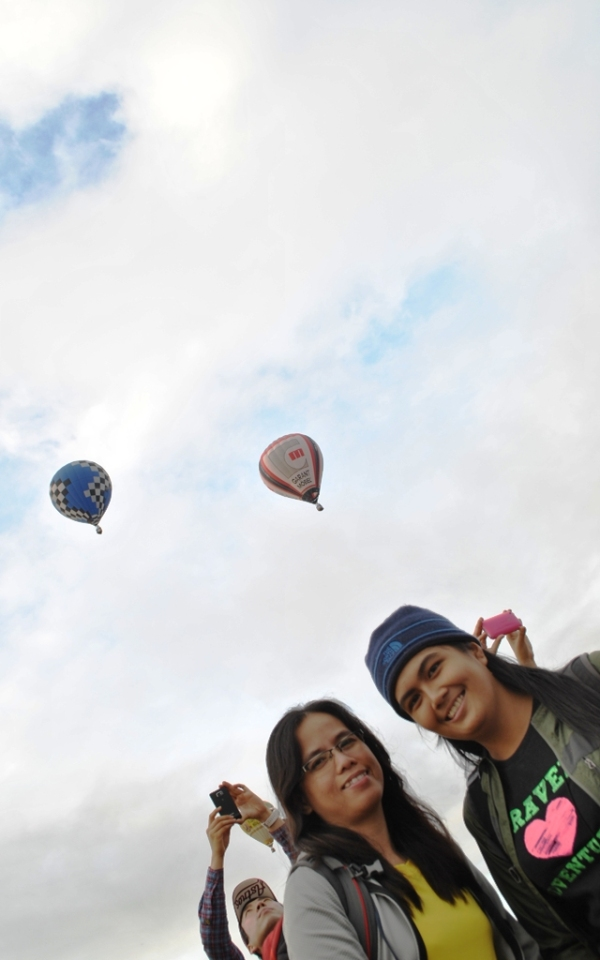 Hot Air Balloon flight (1)