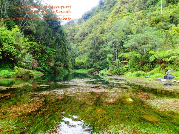 Lake Holon Outlet