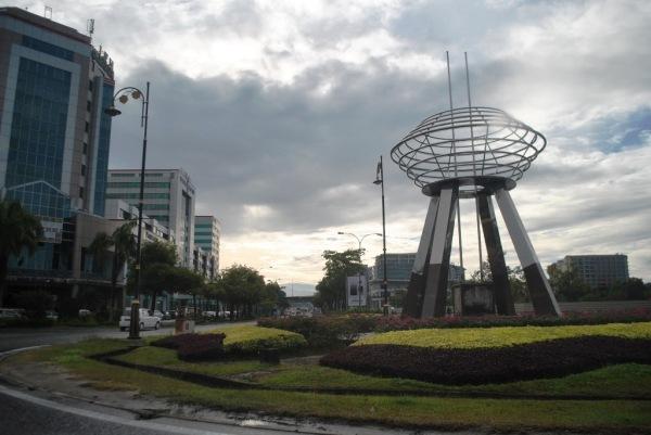 Kota Kinabalu Roads