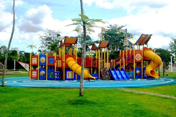 Brunei Jubilee Park  Playground