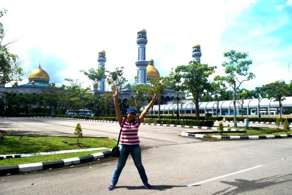 Hassanil Bolkiah Mosque