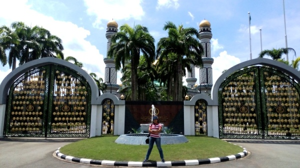 Brunei Hassanil Bolkiah Mosque