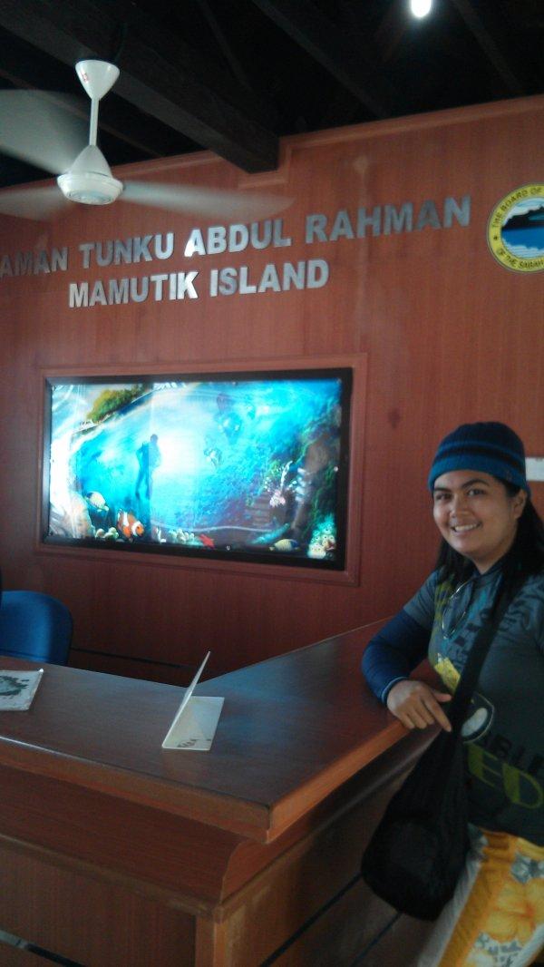 Mamutik Island