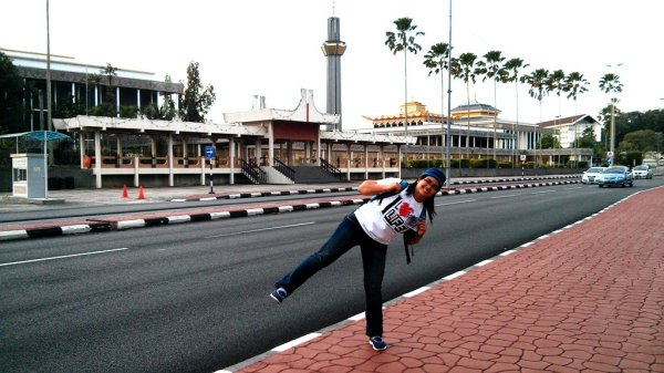 Brunei Walking Tour