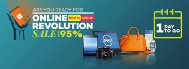 Lazada Online Sale